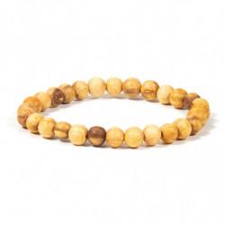 Bracelet Palo Santo perles...