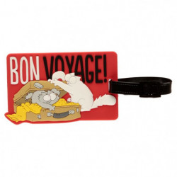 Etiquette à bagages Pvc...