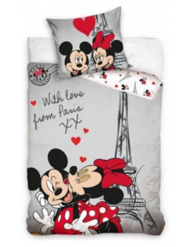 Parure de lit Disney Mickey...