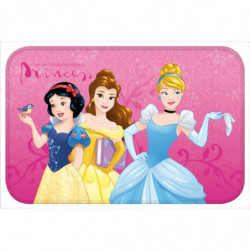 Tapis Disney 3 Princesses