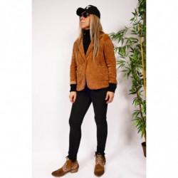 Veste Velours Fashion...
